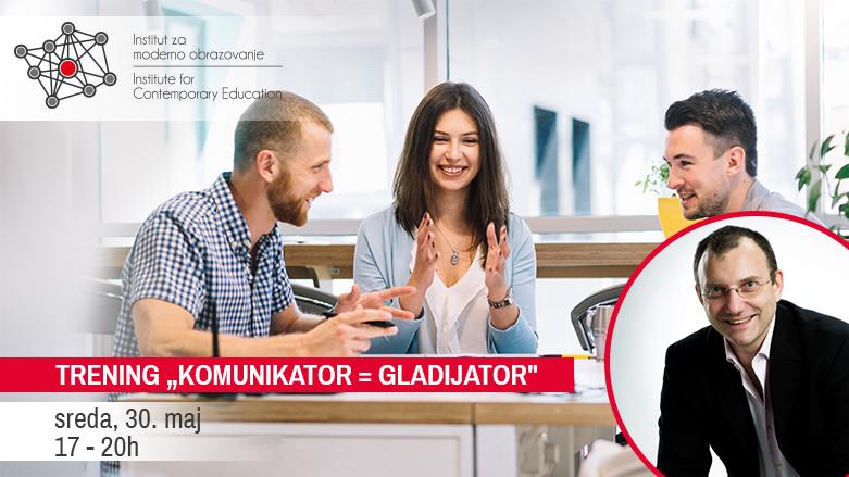 """Trening """"Komunikator = Gladijator"""""""