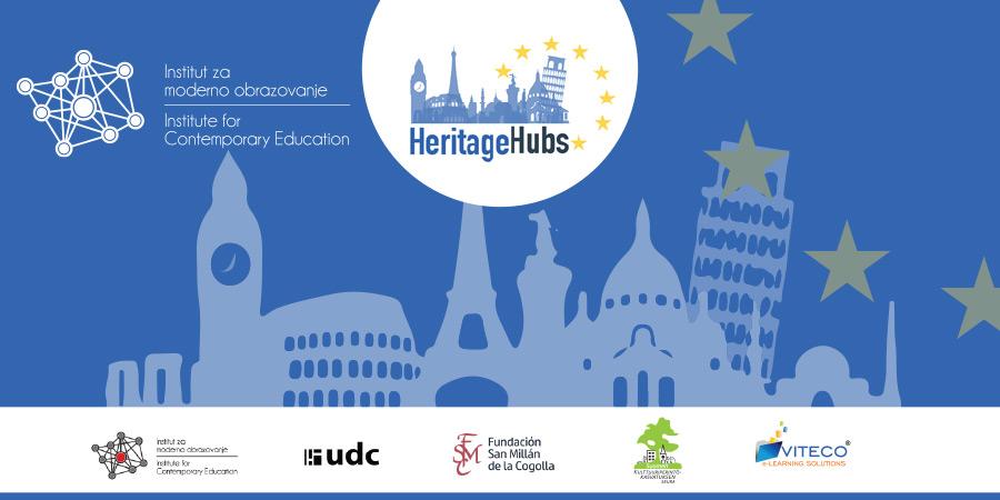 """Kulturno nasleđe u obrazovanju: Iskustva sa međunarodnog projekta """"Heritage Hubs"""""""