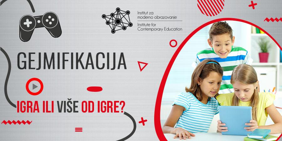 Gejmifikacija u obrazovanju – samo