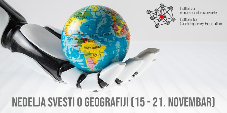 IT alati za nastavu geografije: