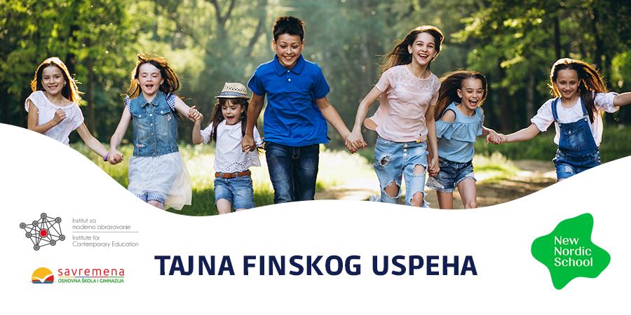 "FINSKO OBRAZOVANJE: Jedinstveni onlajn-program za nastavnike ""Tajna finskog uspeha"""